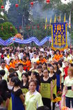 Chingay chinese parade royalty free stock photos