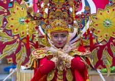 2018 Chingay-parade royalty-vrije stock foto's