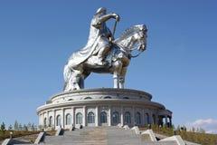 Chingiis Khaan Mongolian Emperor Royalty Free Stock Image