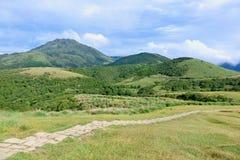 Chingtienkang. In Yangmingshan National Park Royalty Free Stock Images