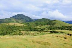 Chingtienkang. In Yangmingshan National Park Stock Photo