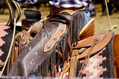 Chinks. We were branding our cattle in the spring when i took this image of one of the cowboy wranglers stock images