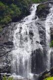 Chinnakanal Waterfalls at Periyakanal, near Munnar, Idukki, Kerala, India. This is a photograph of Chinnakanal waterfalls, also known as powerhouse waterfalls Stock Photography