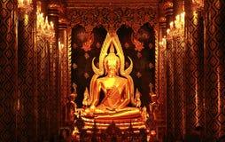 Chinnarat del phuttha de Phra fotografía de archivo libre de regalías