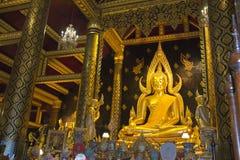 Chinnarat di phuttha di Phra Immagine Stock Libera da Diritti