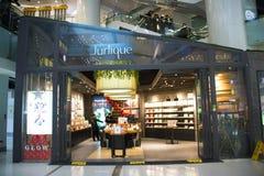 Chino asiático, Pekín, ¼ ŒInterior, la disposición de Joy City Shopping Plazaï de la tienda, Imagenes de archivo