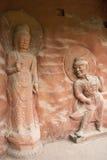 Chino de Asia, Pekín, China Minzu Yuan, gruta Foto de archivo
