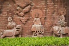 Chino de Asia, Pekín, China Minzu Yuan, gruta Imagenes de archivo