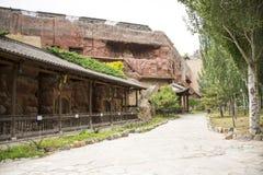 Chino de Asia, Pekín, China Minzu Yuan, gruta Fotografía de archivo libre de regalías