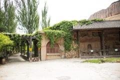 Chino de Asia, Pekín, China Minzu Yuan, gruta Imagen de archivo libre de regalías