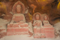 Chino de Asia, Pekín, China Minzu Yuan, gruta Fotos de archivo