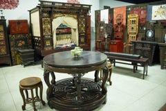 Chino de Asia, Pekín, China Minzu Yuan, la sala de exposiciones interior Fotos de archivo libres de regalías