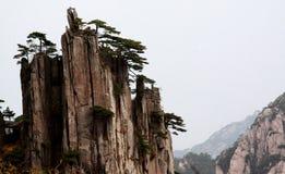 Chino de Huangshan Fotos de archivo