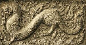 Chino del dragón Foto de archivo