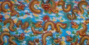Chino del dragón en Tailandia Imagen de archivo