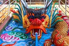 Chino del dragón en Tailandia Imagenes de archivo