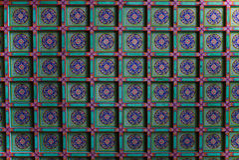 Chino Dragon Pattern Imágenes de archivo libres de regalías