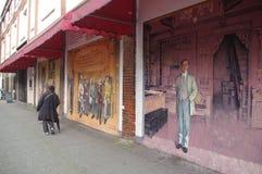 Vancouver Chinatown Imagenes de archivo