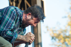 Chino Moreno Stock Photo