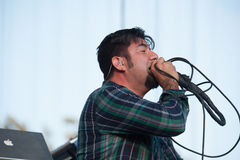 Chino Moreno Stock Photography