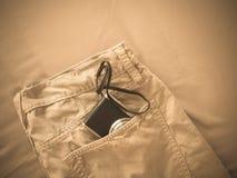 Chino pants Royalty Free Stock Images