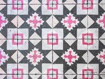 Chino Portuguese old tiles. Stock Photos