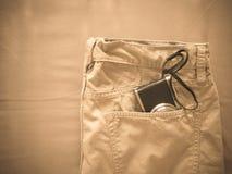 Chino spodnia Fotografia Stock