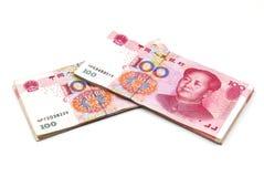 Chino Yuan Money Fotos de archivo
