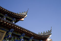 Chinois acient de construction Photos libres de droits