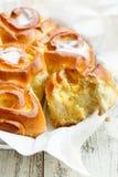 Chinois Alsacien french Cake Royalty Free Stock Photos