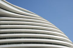 Chinois asiatique, Pékin, architecture moderne, yin il SOHO Images stock