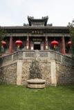 Chinois asiatique, Pékin, le palais d'été, TING LI GUAN Image libre de droits