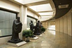 Chinois Asie, Pékin, autel de siècle de la Chine Photos stock
