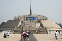 Chinois Asie, Pékin, autel de siècle de la Chine Image stock