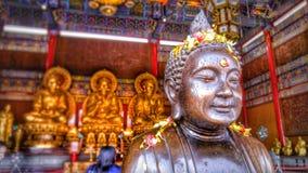 Chinois Bouddha image libre de droits
