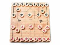 Chinois d'échecs Photo stock