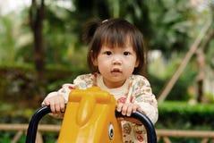 Chinois d'enfant Photo libre de droits