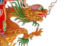 Chinois de dragon en Thaïlande Photographie stock