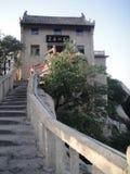 Chinois Huashan, province de Shaanxi Photo libre de droits