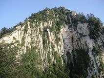 Chinois Huashan, province de Shaanxi Image stock