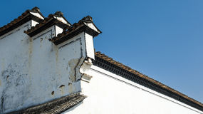 Chinois Qing Dynasty Architecture Image stock