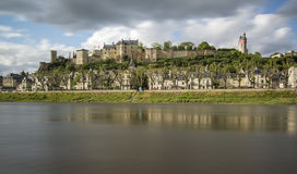 Chinon Stock Photo