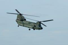 chinook ελικόπτερο Στοκ εικόνα με δικαίωμα ελεύθερης χρήσης