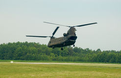 Chinook 1. Photograph of a Boeing CH-47 Chinook Royalty Free Stock Photography