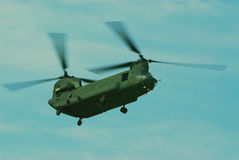 Chinook. A heavy lift helicopter - Chinook Stock Photography