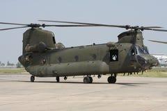 Chinook Boeing-CH-47 Lizenzfreie Stockfotografie