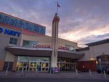 Chinook-Centrumwinkelcomplex Royalty-vrije Stock Afbeelding