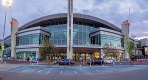 Chinook-Centrumwinkelcomplex Royalty-vrije Stock Foto's