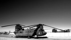 Chinook CH 47 Royalty Free Stock Images