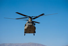 Chinook CH-47 Fotografie Stock Libere da Diritti